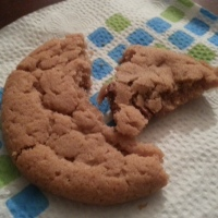 """""""Sumbitches"""" Peanut Butter, Chocolate and Caramel Cookies"""